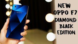 New OPPO F7 Diamond Black Edition