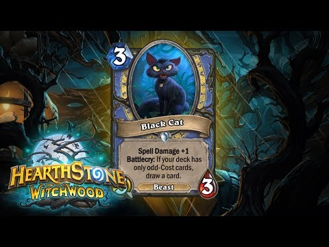 The WitchWood Card Showcase #2