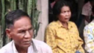 Äugust 28, 2011: SRP Acting President Kong Korm addressed Prey Veng Councilors and Activists