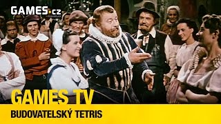 Games TV #7: Budovatelský Tetris (Hearthlands, rymdkapsel, NetStorm: Islands at War)