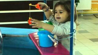 Развлечение для детей, ,детская рыбалка,ловим рыбки,catch fish, children's fishing