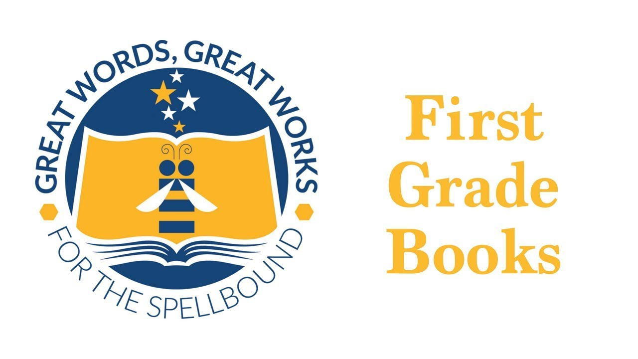 2018 Great Words Great Works First Grade Books Youtube
