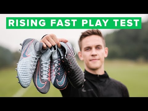 Nike Rising Fast Pack | Play test & First impression