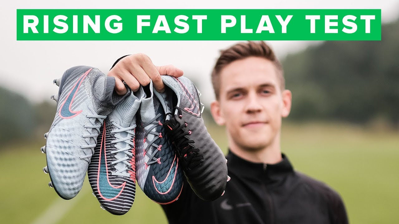 00a1cb8a4829 Nike Rising Fast Pack | Play test & First impression - YouTube