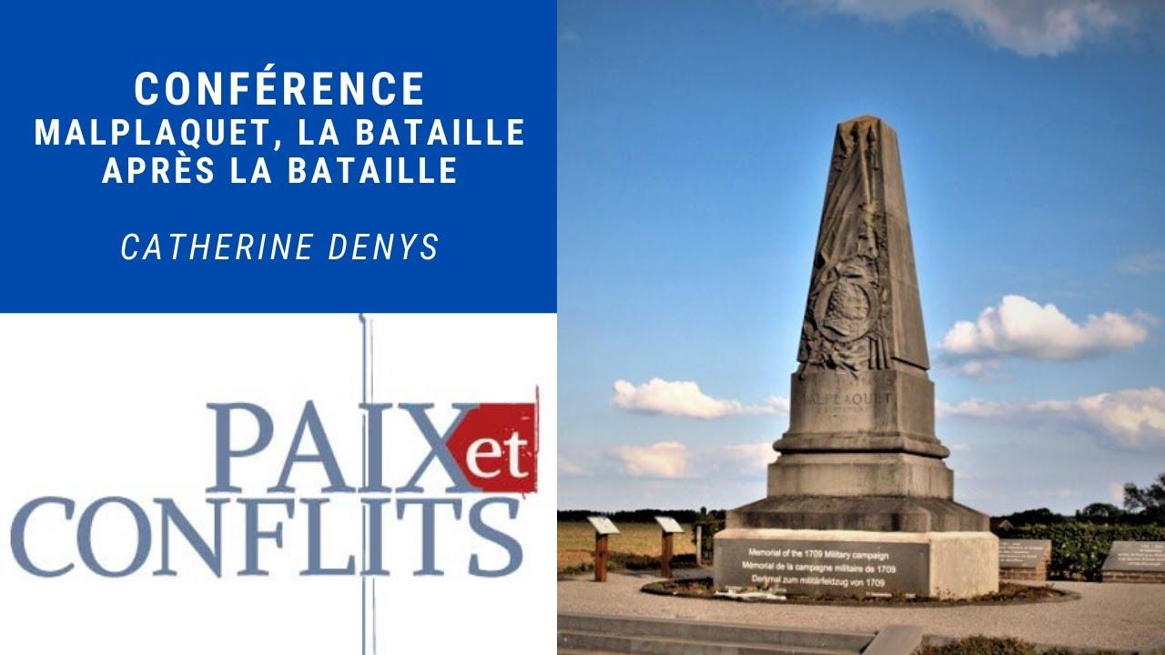 Conférence C. Denys / La Bataille après la bataille / Zoom 16/01/2021