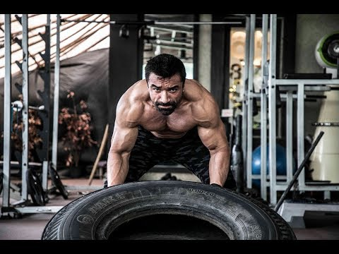 Ajaz Khan Chest & Bicep Workout