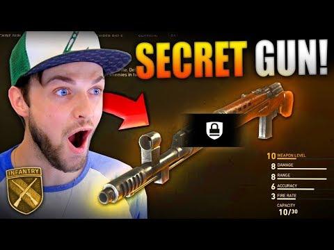 The SECRET Assault Rifle in COD WW2! (IS IT GOOD...?)