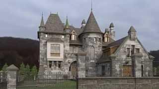 видео Проекты домов в готическом стиле