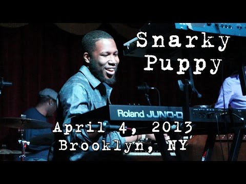 Snarky Puppy: 2013-04-04 - Brooklyn Bowl; Brooklyn, NY (Complete Show) [HD]