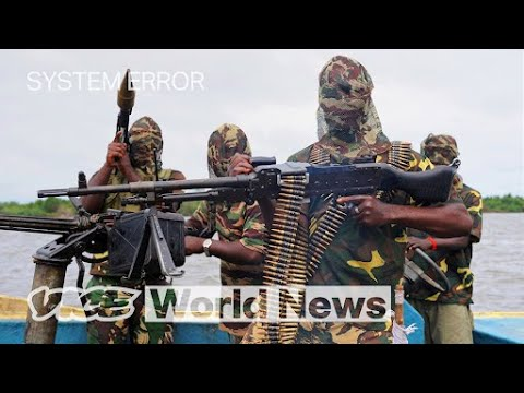 Pirates are Running Wild off West Africa's Coast