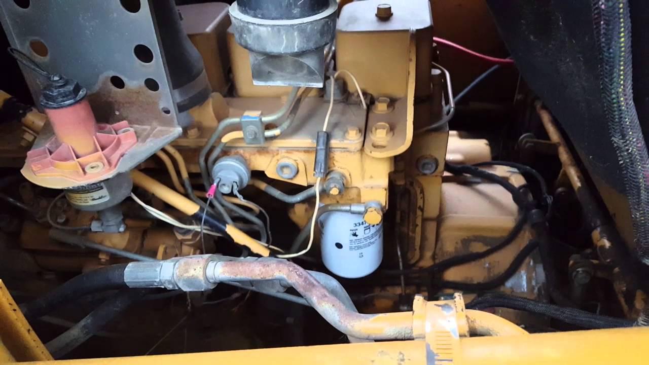 Starter Solenoid Relay Wiring Diagram 1996 Case 1845c Skid Steer Loader For Sale Inspection