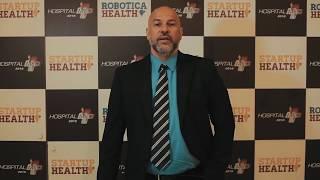 Jean Rocha (ReciPolis) - Convida a todos para a Startup Health 2018