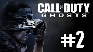 "Call of Duty: Ghosts - Gameplay Walkthrough (Part 2) ""No Mans Land"""