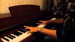 oomph   die schlinge piano cover by defektkids