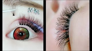 Amazing Makeup Tricks Easy Eyeliner vs Eyebrow and Lipstick Tutoria...