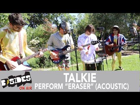 "Talkie Performs ""Eraser"" Acoustic"