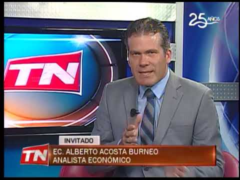 Ec. Alberto Acosta Burneo