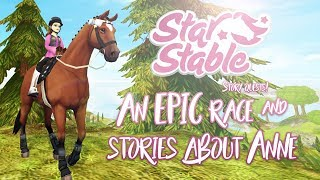 An EPIC race & stories about Anne! (Story Quests) | Star Stable Updates