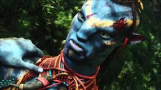 Tsu'tey's Death scene(Avatar deleted scene)