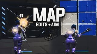 🏆THE BEST MAP TO IMPROVE THE EDITION + AIM IN FORTNITE / HEAT AND PRACTICE 🏆