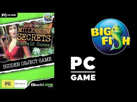 Millennium Secret: Emerald Curse Collector's Edition Gameplay Walkthrough NO COMMENTARY