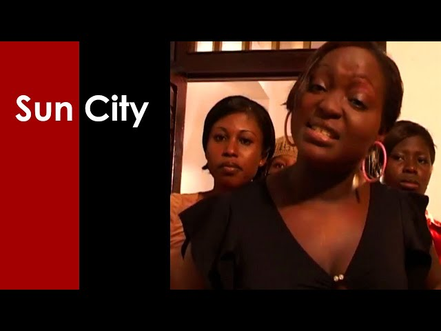 RETRO DAYS - Sun City - A Dose Of Her Own Medicine | TV SERIES GHANA