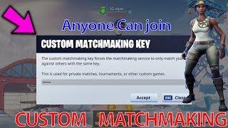 🔴 (EU) FORTNITE CUSTOM MATCHMAKING SCRIMS (ALL PLATFORM) Fortnite Battle Royale Live