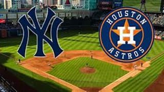 New York Yankees Vs. Houston Astros Live Stream Reaction and Play By Play