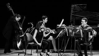 SpiriTango Quartet -  Libertango - Piazzolla