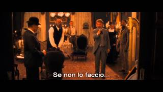 Django Unchained - Mr.Candie vs Dr King Schultz sub ITA