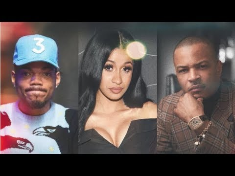 Cardi B, T.I. and Chance The Rapper Announce Their New Netflix Show 'Rhythm & Flow' Mp3