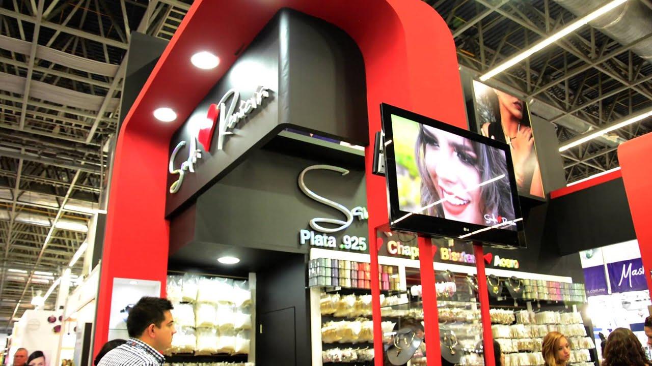 95ef4b194eec Expo Joya Abril 2015 Sandra Rentería - YouTube