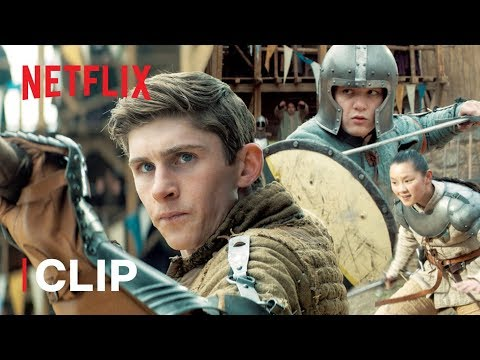 Battle it Out 🏰 The Letter for the King | Netflix Futures