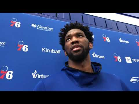 Sixers talk about playing in Toronto