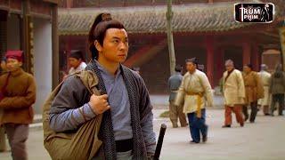 Hành Trình Tiểu Tử Thiếu Lâm Lên Kinh Thành Lật Đổ Công Công | Mãnh Hổ Võ Lâm | Trùm Phim