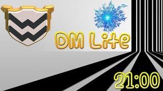 Юбилей 50 побед в академии DM Lite в clash of clans