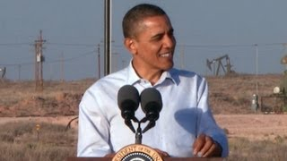 President Obama Speaks on Domestic Energy Production
