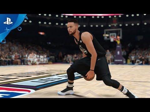 NBA 2K18 All-Star Trailer   PS4
