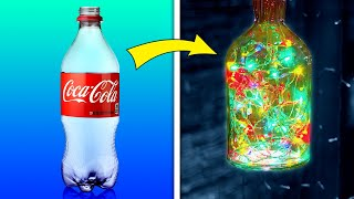 GREAT RECYCLING DIYs TO MAKE YOUR LIFE EASIER