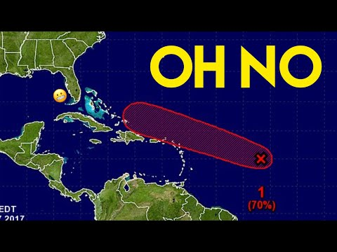 Potential Hurricane on the US?