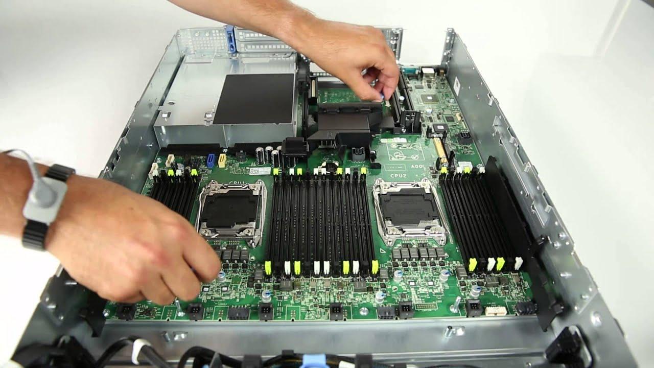 dell precision rack 7910 install remove system board