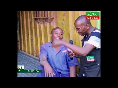 Kigudde wani  --  Boxer ne Salam tv bakyalide ab'eBulenga