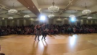 West Coast Swing | Tony Schubert + Lemery Rollins | Champions JnJ - Summer Hummer 2019
