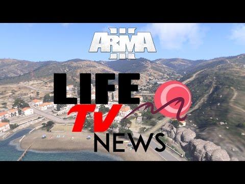 Arma 3 Altis Life - Life TV News - Pilot [Fatum life]