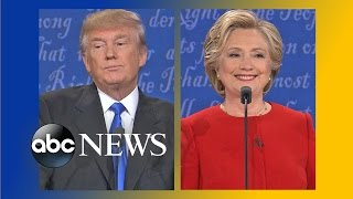 best moments of the first presidential debate
