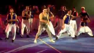 Akshay Kumar 500th live performance at O2 Arena London 14/08/2014 part 1 of 2