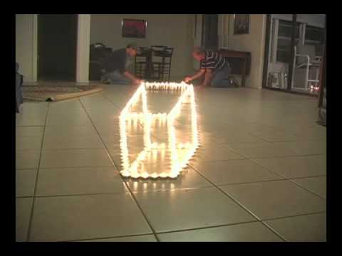 Amazing Fire Illusion - Behind The Scenes!