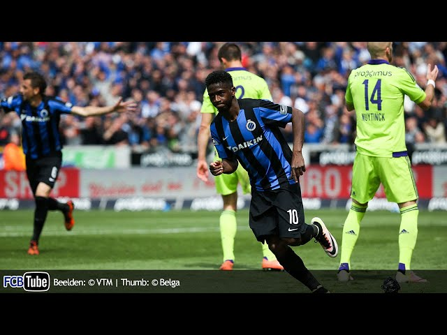 2015-2016 - Jupiler Pro League - PlayOff 1 - 08. Club Brugge - RSC Anderlecht 4-0