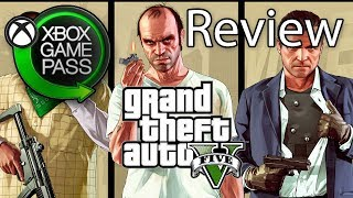 Grand Theft Auto 5 Xbox Game Pass GTA V Xbox One X Gameplay Review Casino