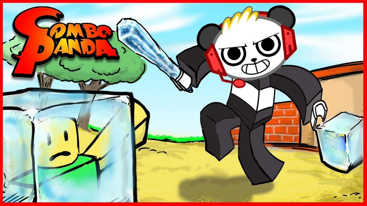 Roblox Icebreaker Let S Play With Combo Panda Youtube